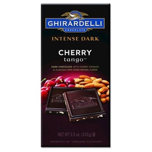 Ghirardelli Intense Dark Cherry Tango Chocolate Bar 3.5 oz