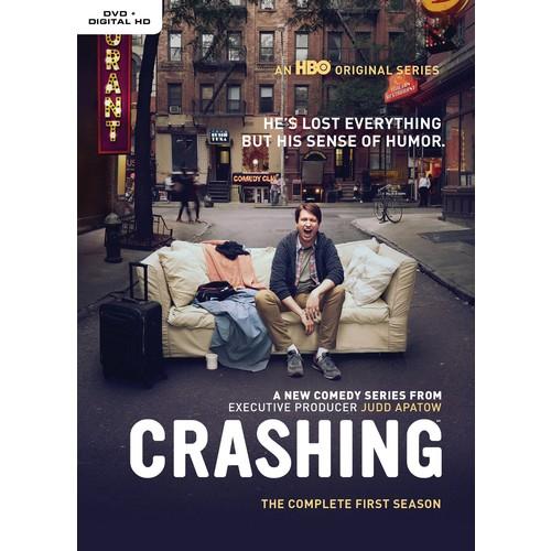 Crashing: The Complete First Season [2 Discs] [DVD]