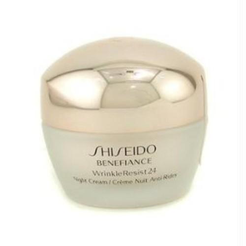 Shiseido Benefiance WrinkleResist24 Night Cream, 1.7 oz [1.7 oz]