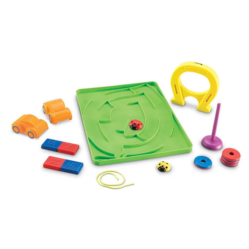 Learning Resources Learning & Educational Toys Stem Magnets Activity Set