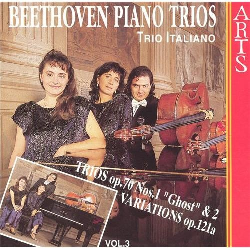 Beethoven: Piano Trios, Vol. 3 [CD]