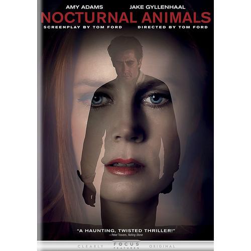 Nocturnal Animals [DVD] [2016]