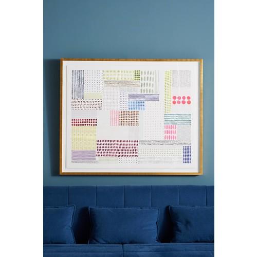 Colorblock Quilt Wall Art [REGULAR]