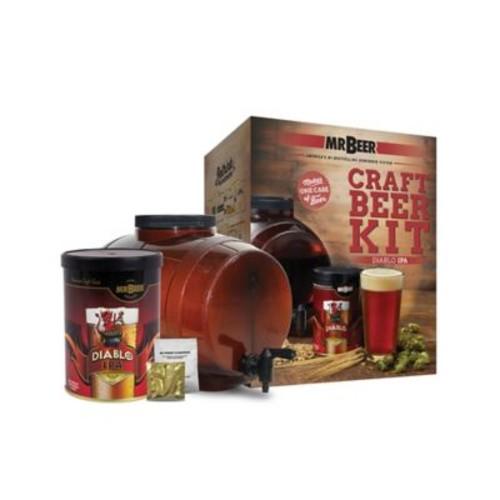 Mr. Beer Diablo IPA Beer Kit