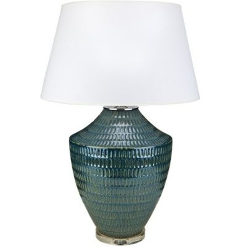 MagMileLamps Textured Vase 28'' Table Lamp