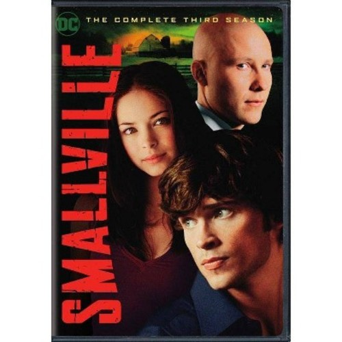 Smallville:Complete Third Season (DVD)