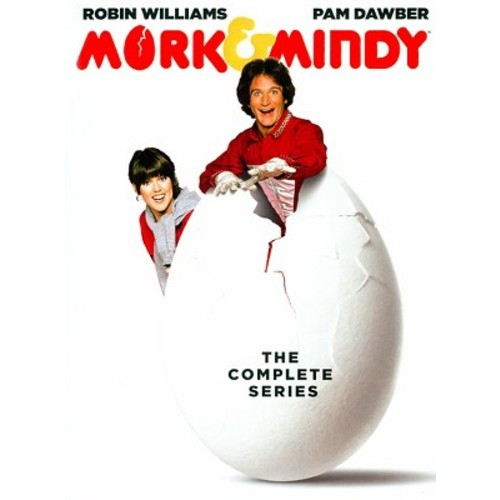 Mork & Mindy: The Complete Series [15 Discs]