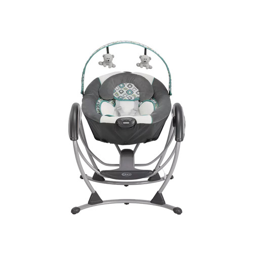 Graco Glider LX Portable Gliding Baby Swing