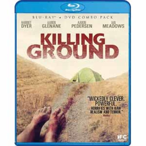 Killing Ground (Blu-ray)