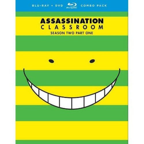 Assassination Classroom:Season 2 Pt 1 (Blu-ray)