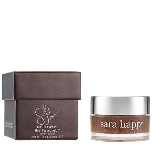 Sara Happ The Lip Scrub - Brown Sugar, 0.5 oz