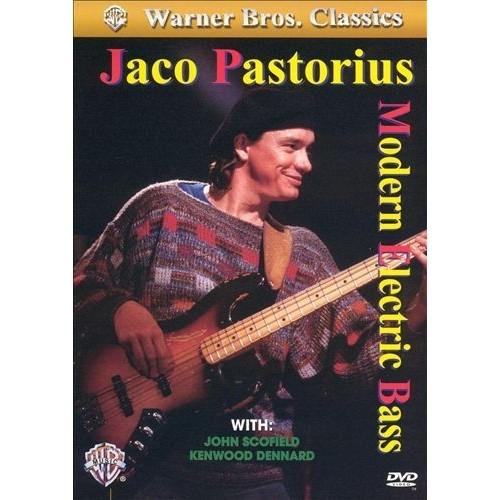 Pastorius J-Modern Electric Bass