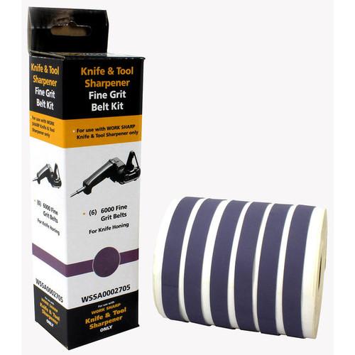 Drill Doctor Work Sharp WSSA0002705 6000 Grit Belt Kit