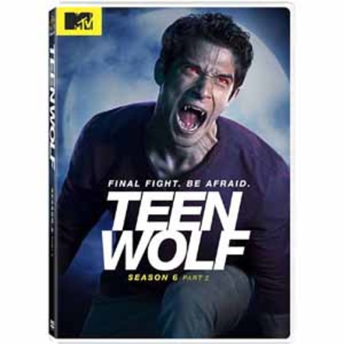 Teen Wolf: Season 6 Part 2 [DVD]