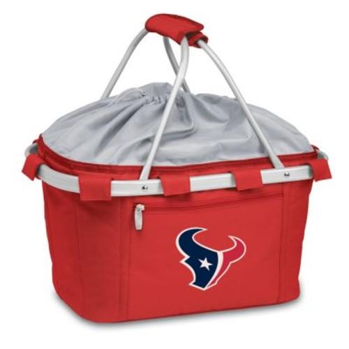 Picnic Time Houston Texans Metro Basket [Red]