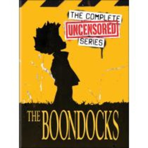 The Boondocks: The Complete Uncensored Series [11 Discs] [DVD]