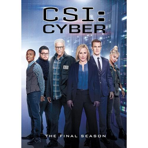 CSI: Cyber: The Final Season [5 Discs] [DVD]