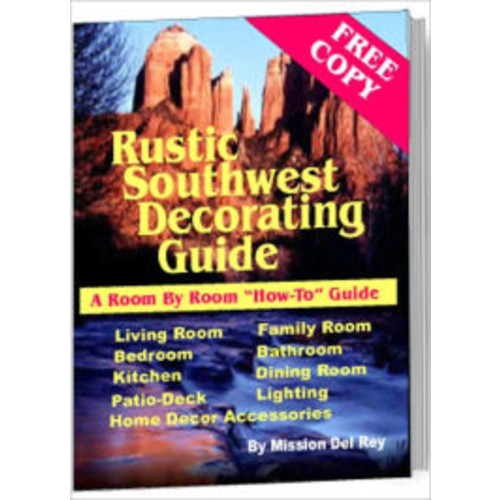 Rustic Southwest Decorating Guide