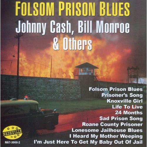 Folsom Prison Blues [CD]