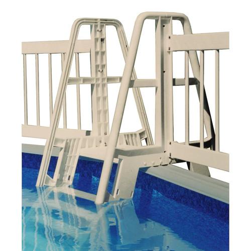 Vinyl Works Pool Ladder & Step-to-Fence Connector Kit