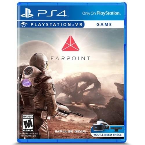 Farpoint PlayStation VR