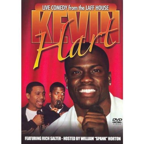 Kevin Hart: Live Comedy from the Laff House [DVD]
