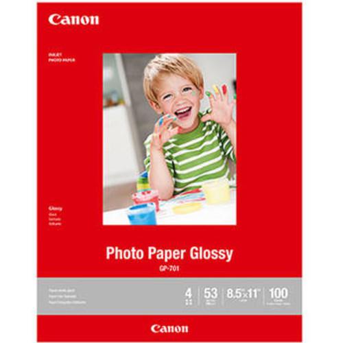 Canon GP-701 Glossy Photo Paper (8.5x11