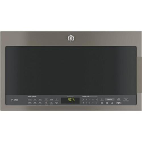 GE PVM9005BLTS Profile Series 2.1 cu. ft. Over-The-Range Sensor Microwave Oven
