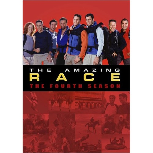 The Amazing Race: Season 4 [DVD]