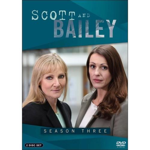 Scott and Bailey: Season Three [2 Discs] [DVD]
