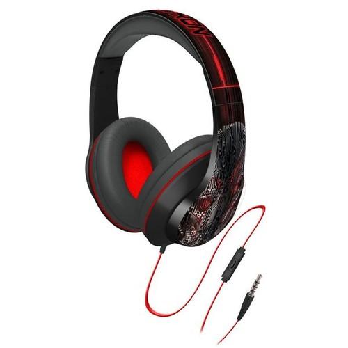 Kid Designs Ultron Over the Ear Headphones w Volume Control
