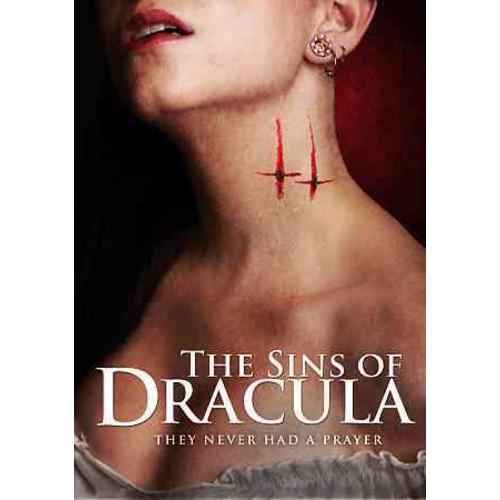 The Sins of Dracula [DVD] [2014]