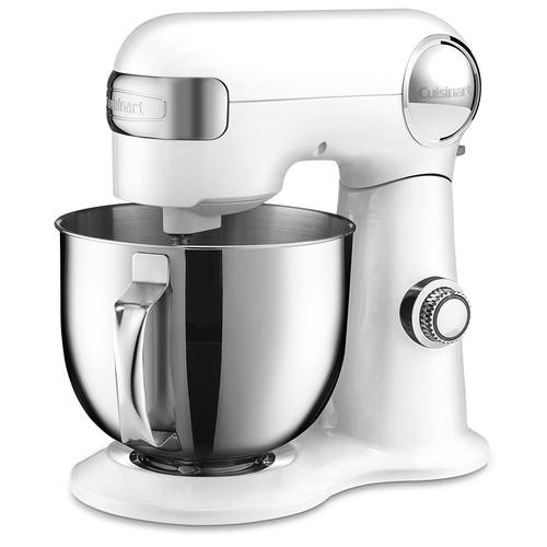 Cuisinart SM-50 5.5 - Quart Stand Mixer, White [White]