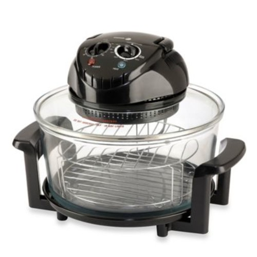 Fagor Halogen Tabletop Oven in Black