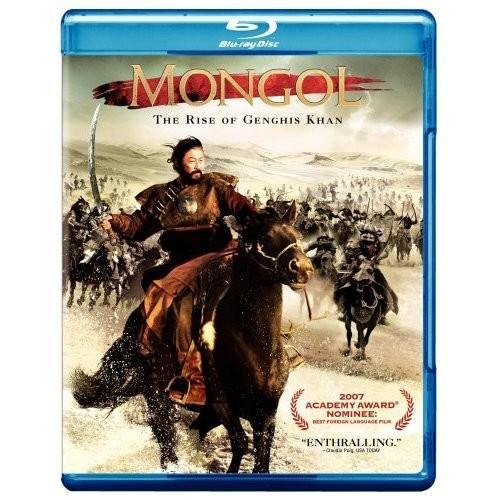Mongol (Blu-Ray)