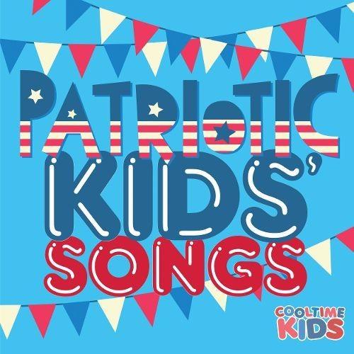 Patriotic Kids Songs [CD]