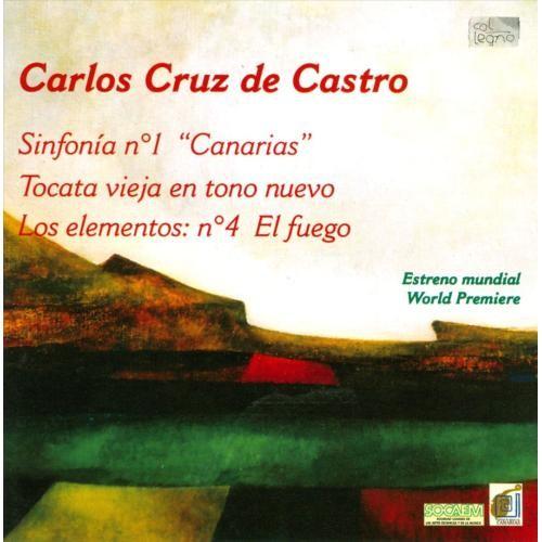 Carlos Cruz de Castro: Sinfona No. 1