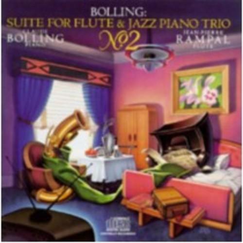 Bolling: Suite No. 2 for flute & jazz piano trio-CD