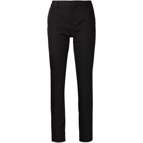 SAINT LAURENT Tux Stripe Trousers