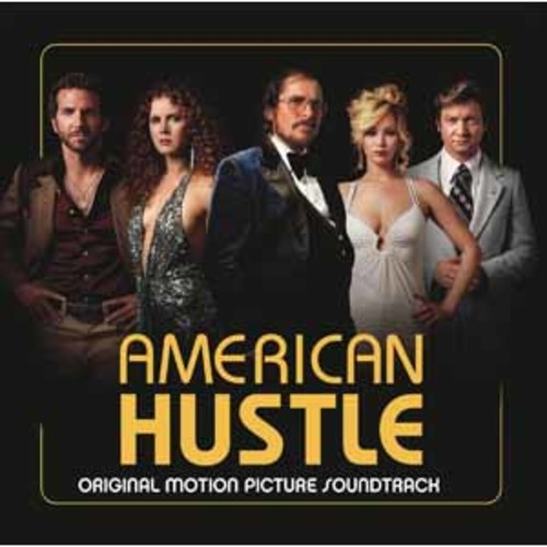 American Hustle (Original Motion Picture Soundtrack) [Audio CD]