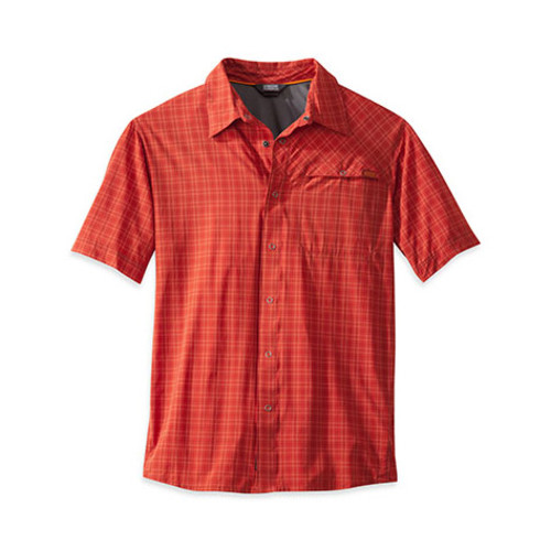 OUTDOOR RESEARCH Men's Astroman Short-Sleeve Shirt