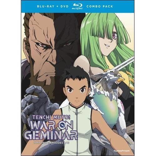 Tenchi-Tenchi Muyo War on Geminar Part 2 (Blu-ray)