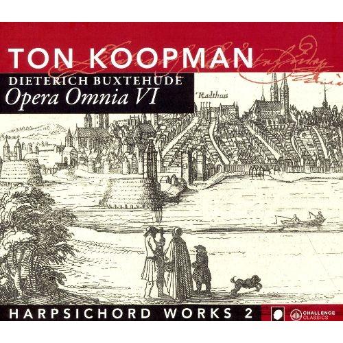 Buxtehude: Opera Omnia VI [CD]