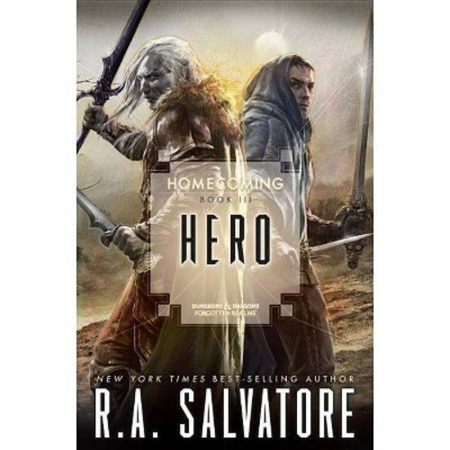 Hero (Paperback) (R. A. Salvatore)