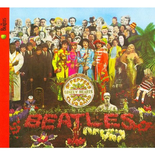 Sgt. Pepper's Lonely Hearts Club Band [Collector's Crate Black] [CD]