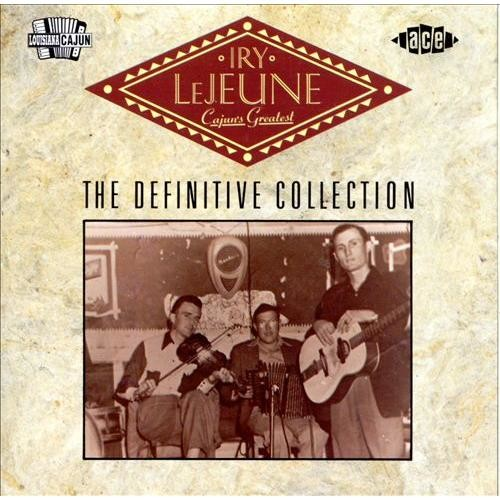Cajun's Greatest: The Definitive Collection [CD]