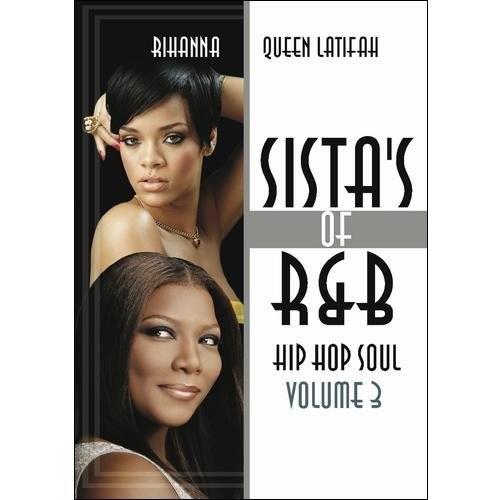 Sista's of R&B: Hip Hop Soul, Vol. 3 [DVD] [2012]