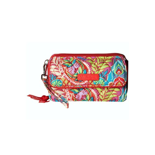 Paisley All-In-One Crossbody
