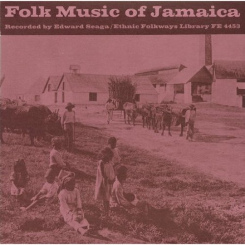 Folk Music [Jamaica] [CD]