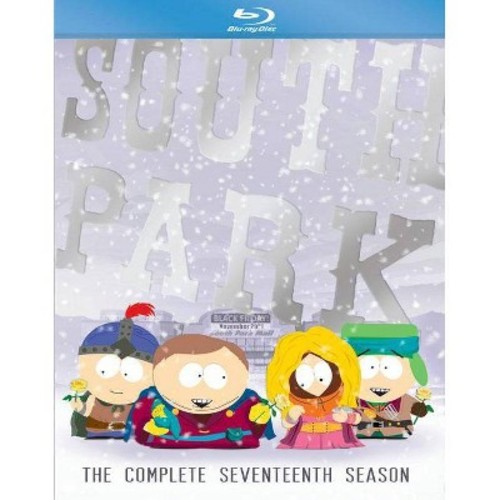 South Park: The Complete Seventeenth Season (Blu-ray Disc)